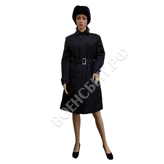Женский камуфлированный костюм